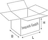 Maße Karton