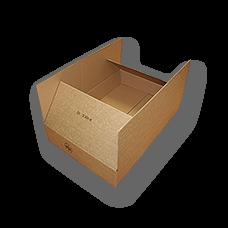 2-welliger Karton